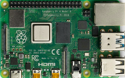 Finger Recognition on Raspberry Pi